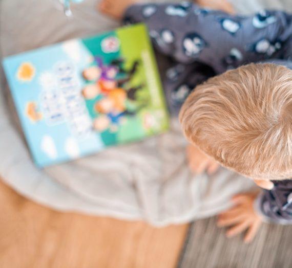 Recenzje książek dla dzieci na blogu – zacznij tutaj
