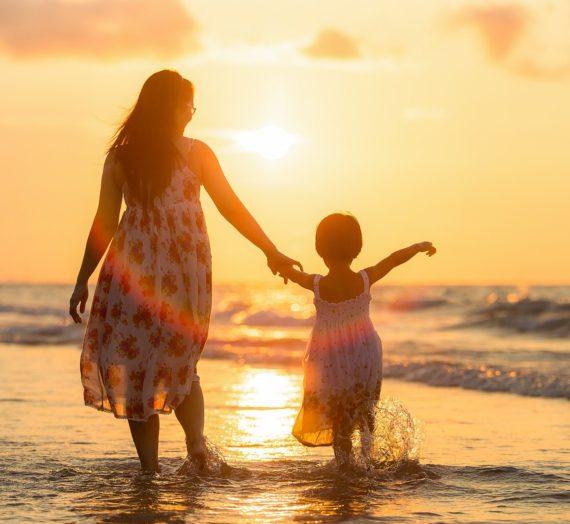 O łagodności dla siebie, czyli jak być lepszą mamą?