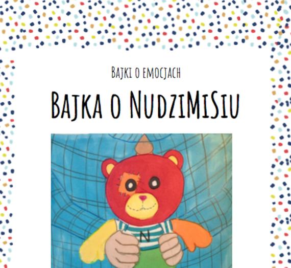 Bajka dla przedszkolaków o nudzie w czasach wirusa – darmowy ebook do ściągnięcia